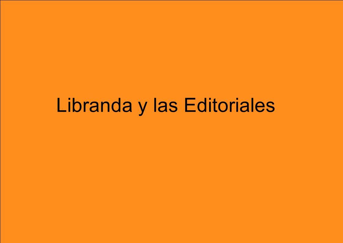 10 Libranda y las Editoriales