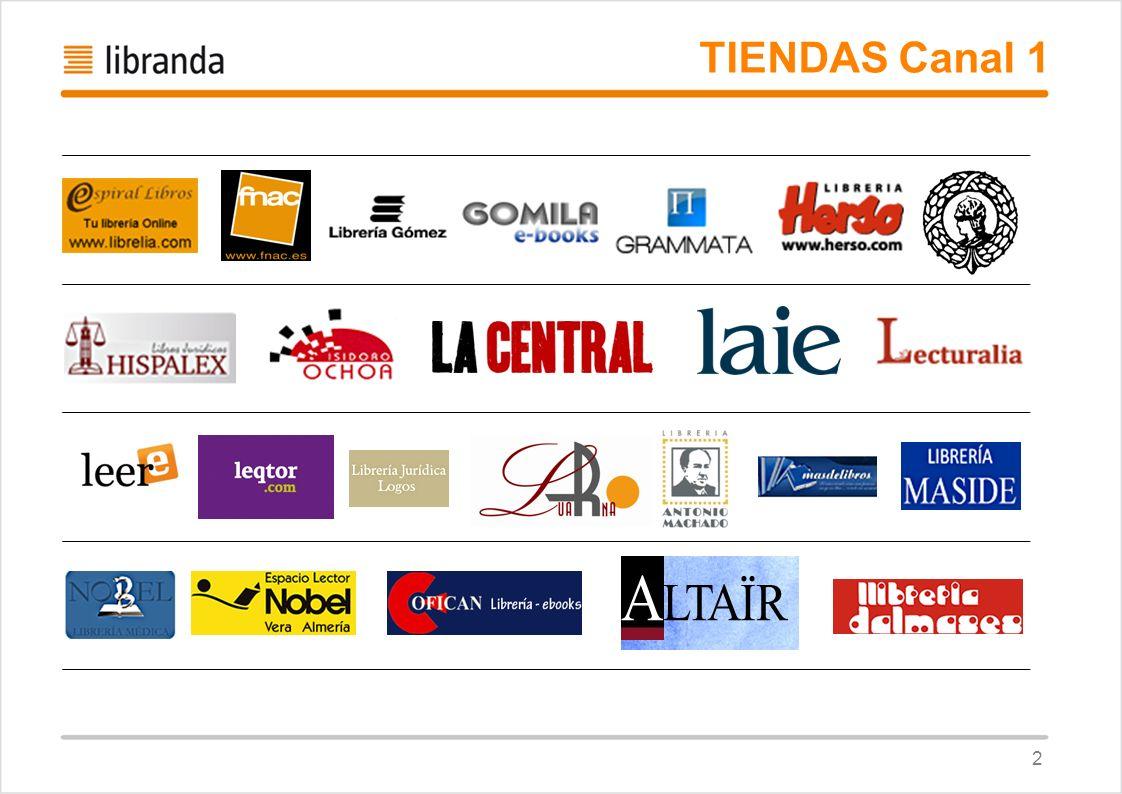 2 TIENDAS Canal 1