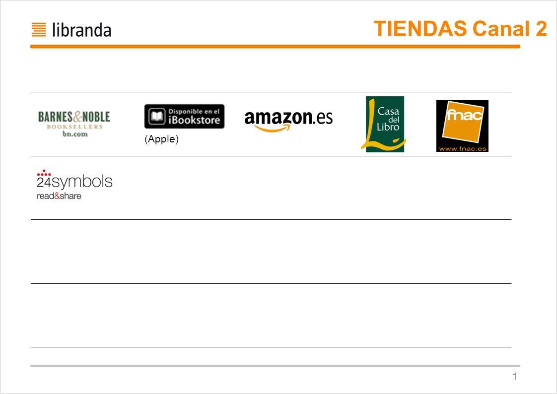 TIENDAS Canal 2 1 (Apple)