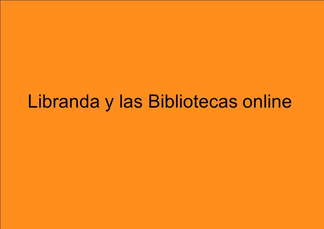 25 Libranda y las Bibliotecas online