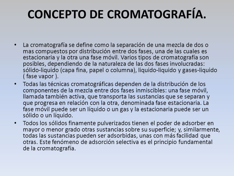 CONCEPTO DE R.F.