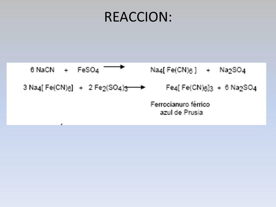 REACCION: