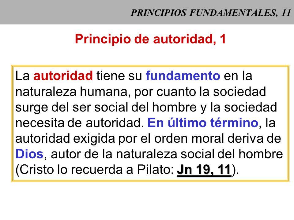 PRINCIPIOS FUNDAMENTALES, 10 Principio de subsidiaridad, 4 Algunas manifestaciones prácticas, 2 c En la empresa: se manifies- ta en dar a los empleado