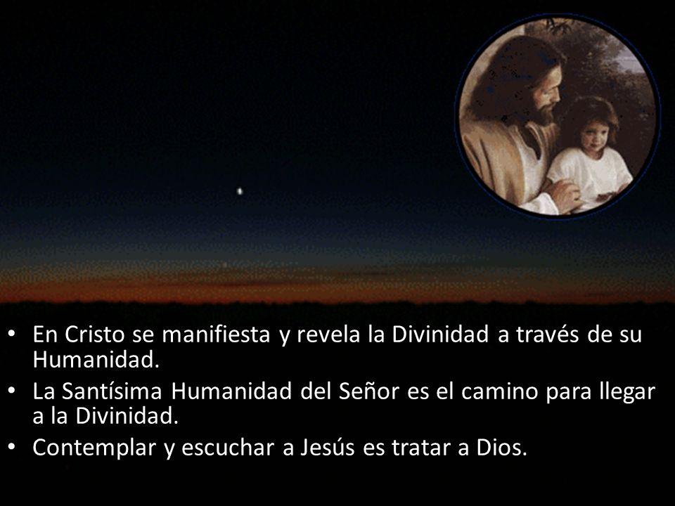 La santidad consiste en imitar a Cristo y unimos a Él, para llegar a ser alter Christus, ipse Christus, por la acción del Espíritu Santo.