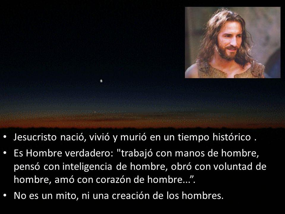 Jesucristo declaró que era Dios: Hijo Unigénito de Dios, de la misma naturaleza que el Padre.