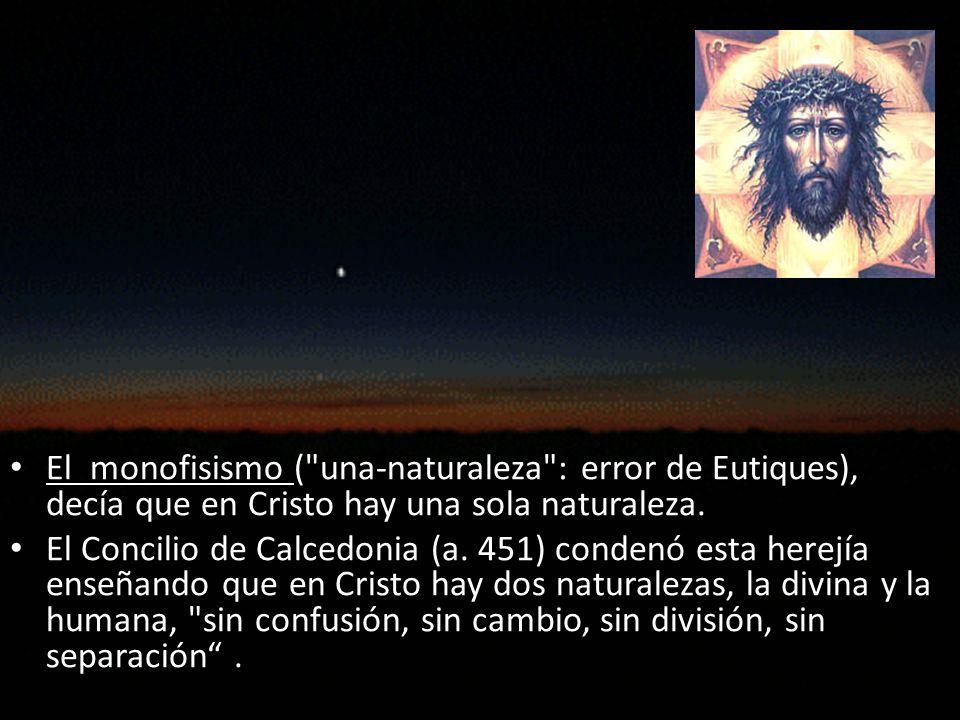 El Concilio de Constantinopla, a.