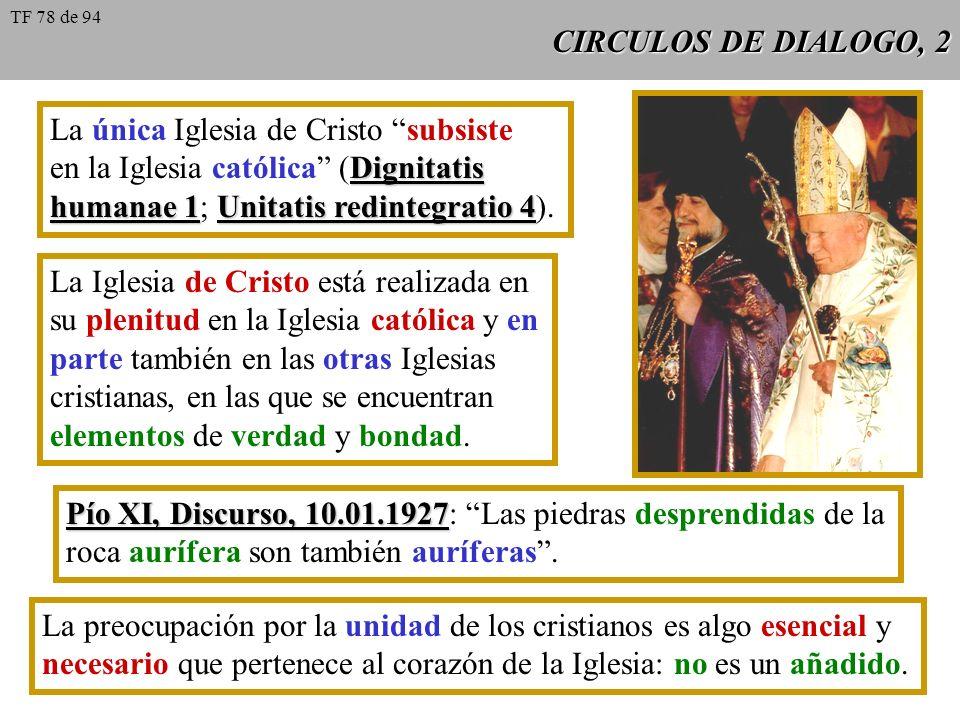 CIRCULOS DE DIALOGO, 13 La increencia es, como la fe, una opción existencial.