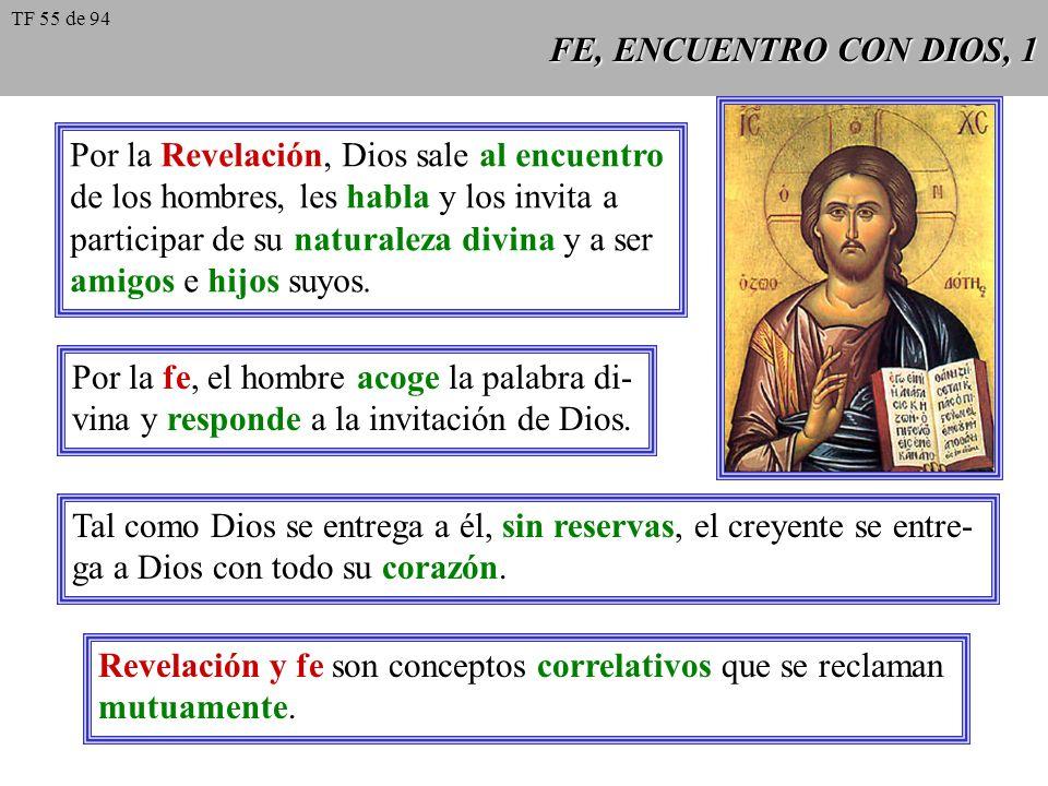 FE, ENCUENTRO CON DIOS, 12 Según San Agustín, el acto de fe consta de tres elementos: 1.