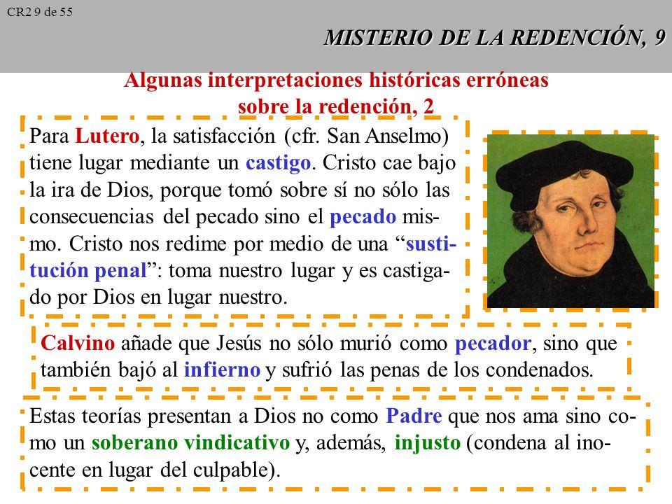 MISTERIO DE LA REDENCIÓN, 8 Algunas interpretaciones históricas erróneas sobre la redención, 1 Los derechos del demonio (algunos escritos cristianos d
