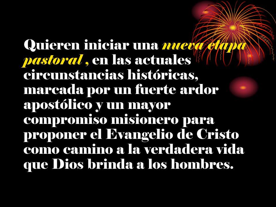 La tercera parte ingresa plenamente en la misión actual de la Iglesia latinoamericana y caribeña.