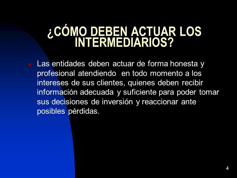 15 II.- DOCUMENTOS CONTRACTUALES INICIATIVA DE LA SEC: A plain English handbokk.
