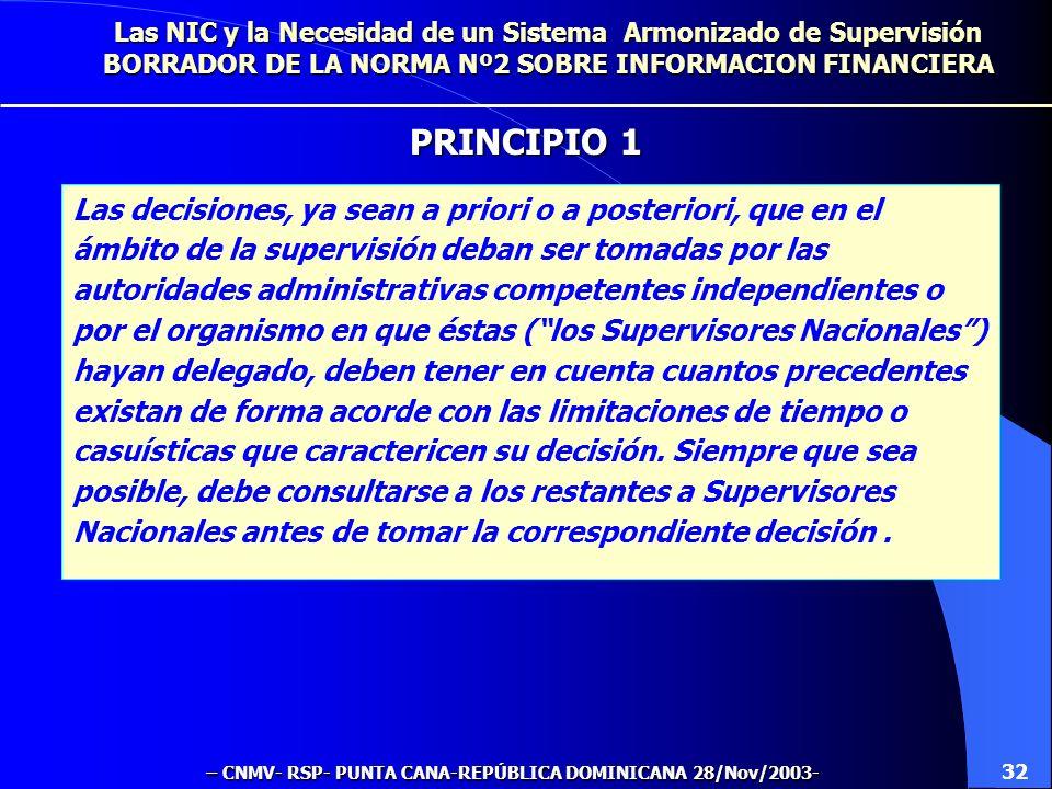Antes de tomar una decisión, el supervisor debe compartir y consultar con otros supervisores de la región los aspectos más relevantes de cada caso: A.