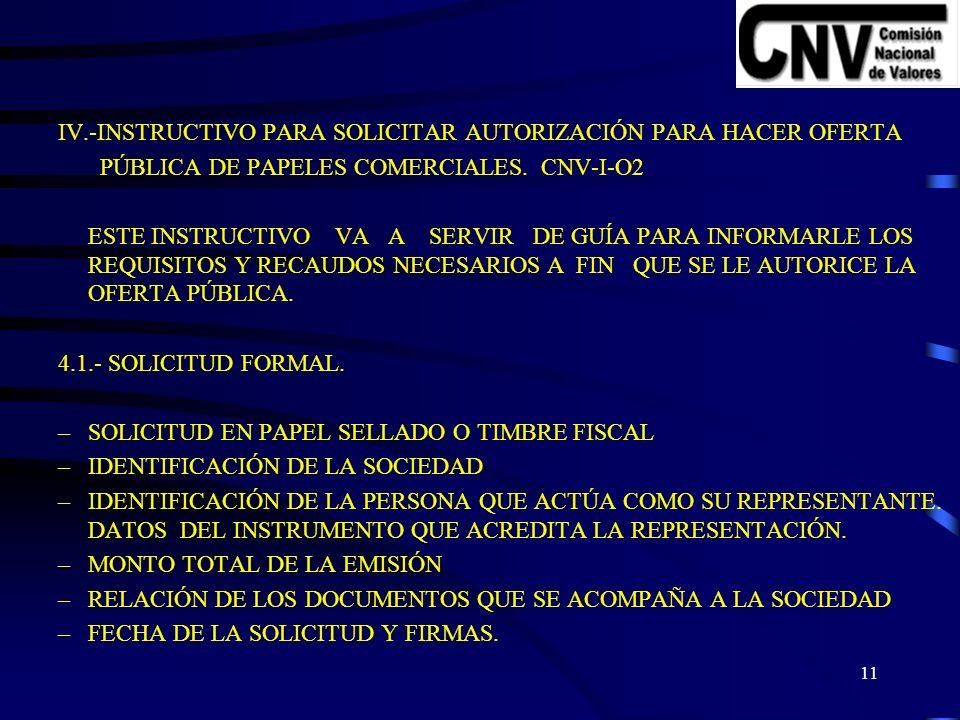 10 3.4.- PUBLICIDAD DE LAS EMISIONES.