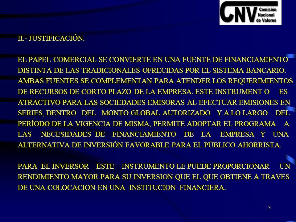 15 5.3.- INFORMACIÓN SOBRE EL EMISOR.