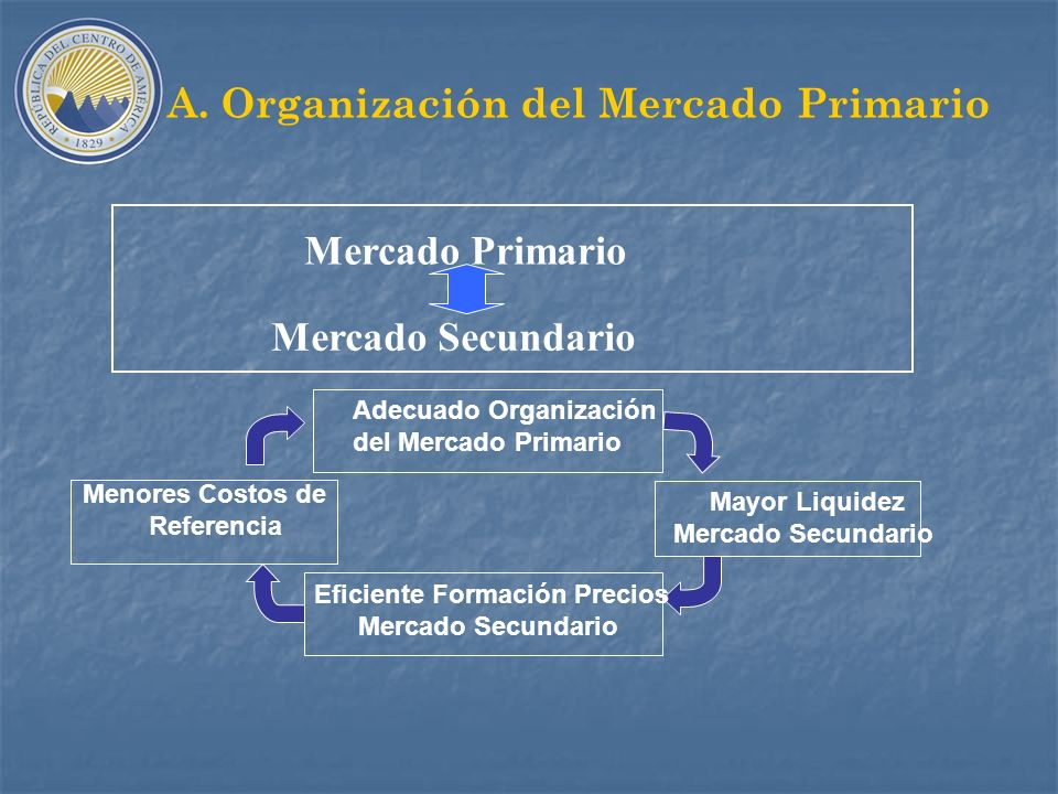 (4.3) Áreas de Acción: Estándares Regionales Desarrollo del Mercado Interno de Deuda Pública Infraestructura compensación y liquidación de valores y p