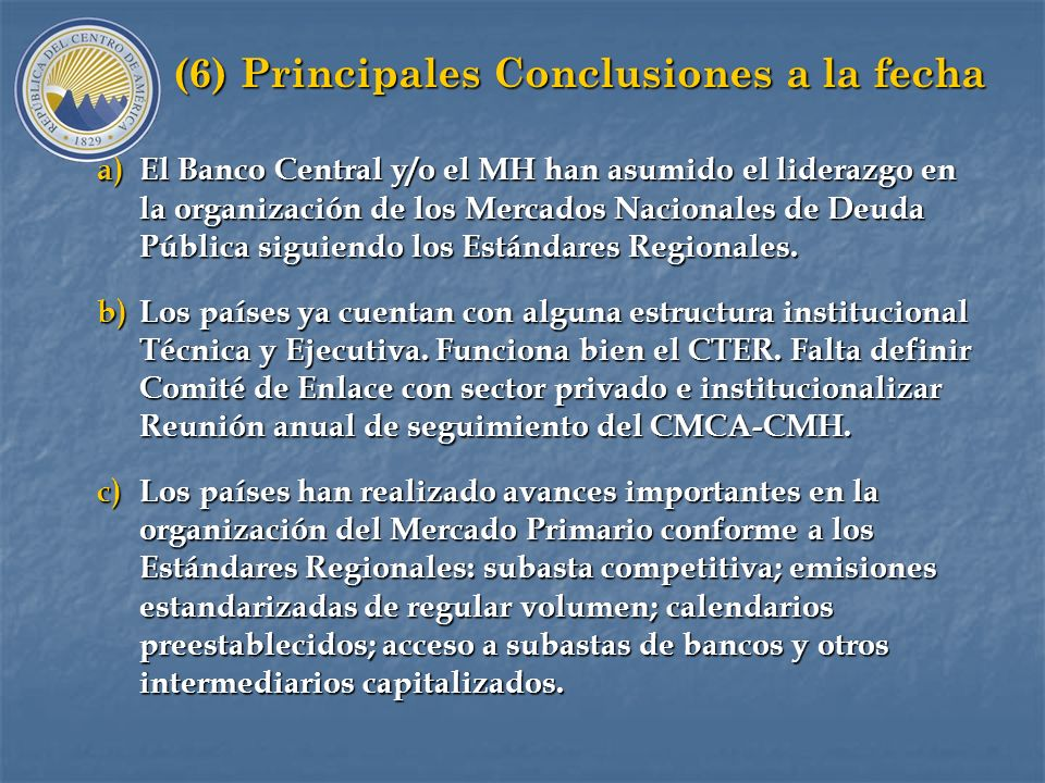 (5) W E B COSTA RICA EL SALVADOR HONDURAS GUATEMALA NICARAGUA PANAMA WEB EMISIONES RATINGS SUBASTAS SECUNDARIO CURVAS DE TASAS RD