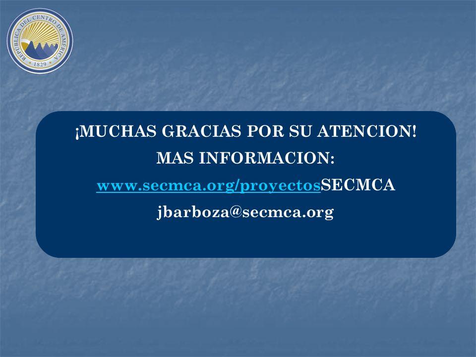 (8) Cooperación Técnica recibida a)Banco Interamericano de Desarrollo (BID), por intermedio del FOMIN: Abril 2001-Junio 2003. b)Oficina de Asistencia