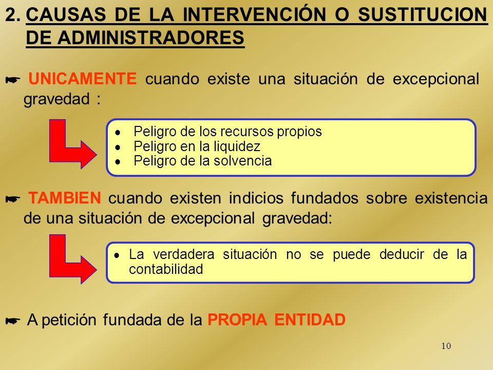 9 1. COMPETENCIA DE ADOPCION DE MEDIDAS DE INTERVENCION CONSTITUCION ESPAÑOLA (Art. 51.1). Los poderes públicos garantizarán la defensa de los consumi