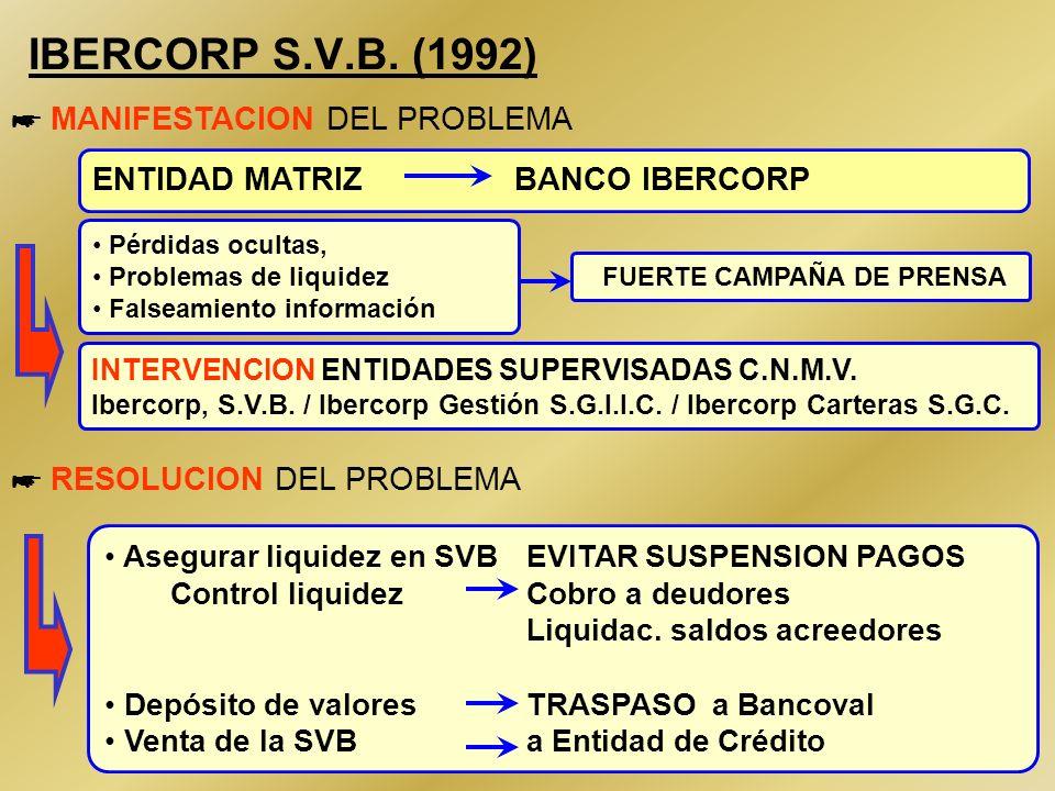 21 EUROCAPITAL, S.V.B. (1991) COLOCACIÓN DE PAGARES DEUDA AUTONOMICA FALSOS ENTIDAD MATRIZ BANCO EUROPEO DE FINANZAS EXPERIENCIA: Manifestación de pro