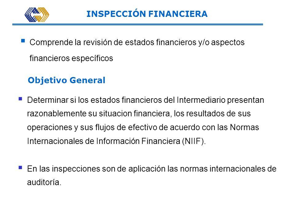 IV.Supervisión Externa - Inspecciones