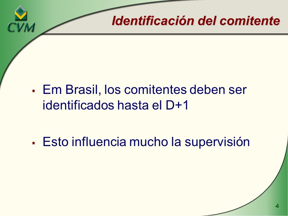 5 Supervisión del mercado verificación diaria del noticiero supervisión online de las sesiones supervisión offline análisis de casos con indicios de irregularidades