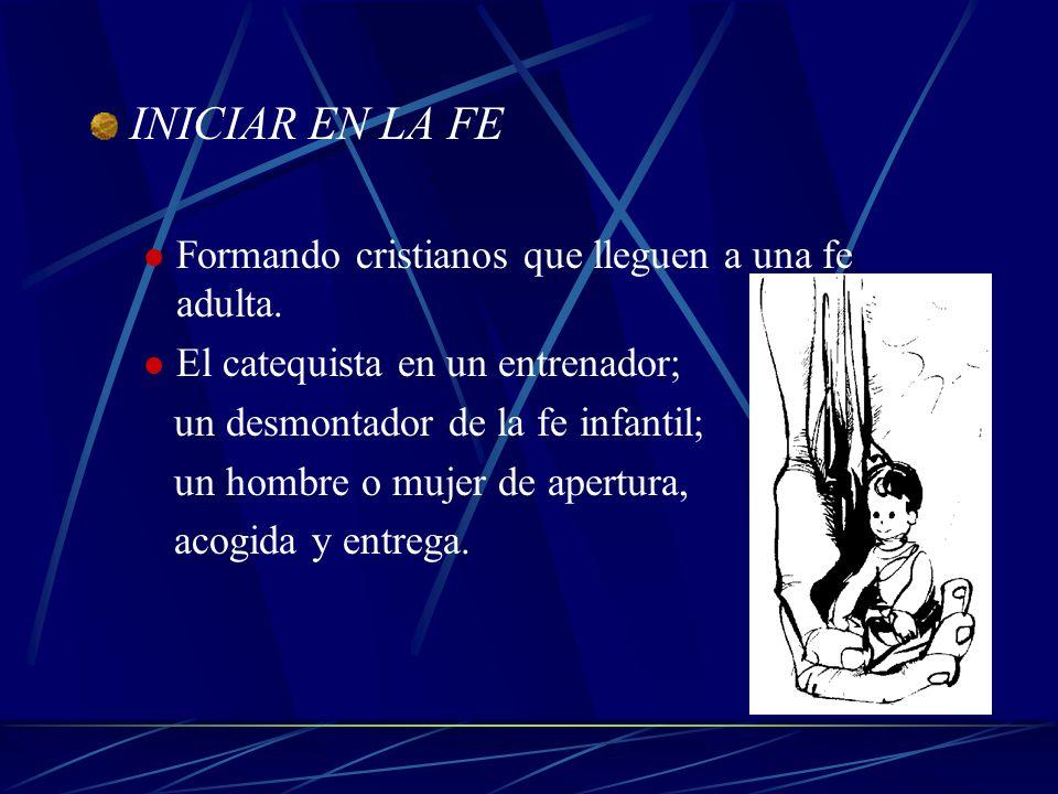 5.-LAS TAREAS ENCOMENDAS A CATEQUISTA INTEGRAR Y ANIMAR. El catequista no instruye ni forma a cerca de normas y conductas, sino que el coordina, prepa