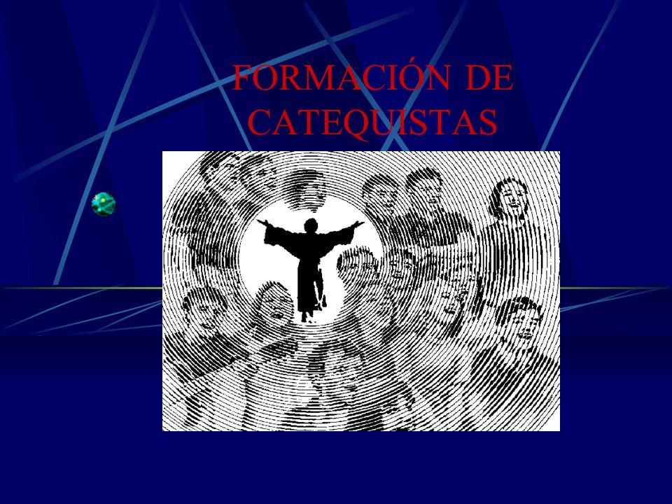 5.-LAS TAREAS ENCOMENDAS A CATEQUISTA INTEGRAR Y ANIMAR.