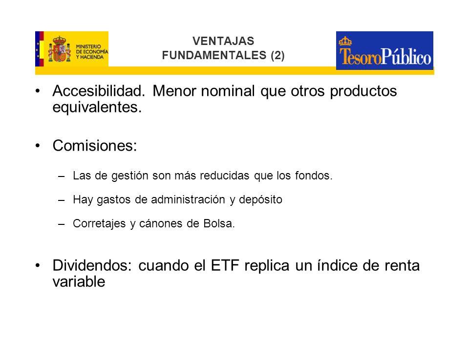 CARACTERÍSTICAS Y VENTAJAS FUNDAMENTALES (3) Flexibilidad.