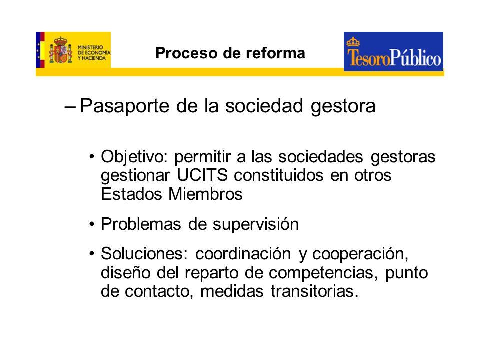 MARCO ESPAÑOL Ley 24/1984, de 26 de diciembre, reguladora de las Instituciones de Inversión Colectiva (transposición de la Directiva 85/611/CEE), derogada por la: Ley 35/2003, de 4 de noviembre, de Instituciones de Inversión Colectiva (transposición de la Directiva 2001/107/CE).
