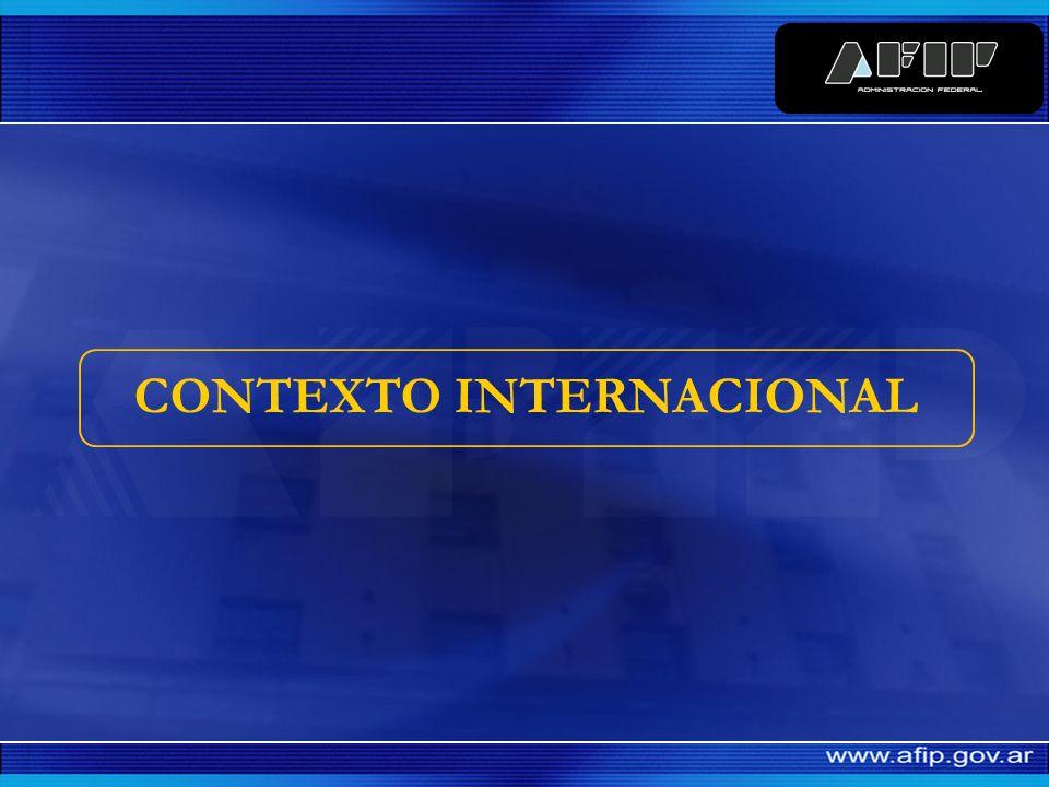 ESTRATEGIAS DE ADMINISTRACION TRIBUTARIA FRENTE A LA CRISIS MUNDIAL EXPERIENCIA ARGENTINA Octubre 2009