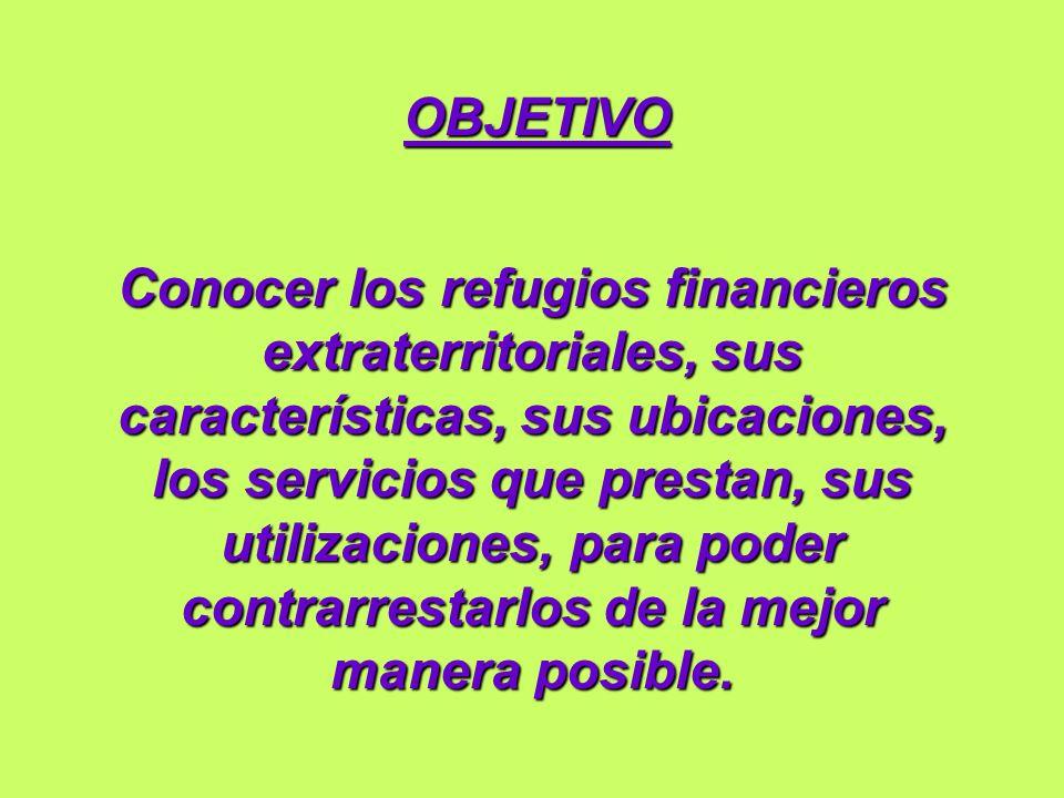 III - SERVICIOS Y VENTAJAS OFRECIDOS A) Normas ventajosas para la optimización fiscal.