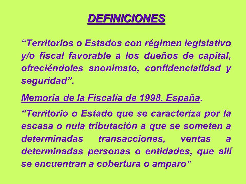 III - SERVICIOS Y VENTAJAS OFRECIDOS (cont.) C) Características financieras especiales.