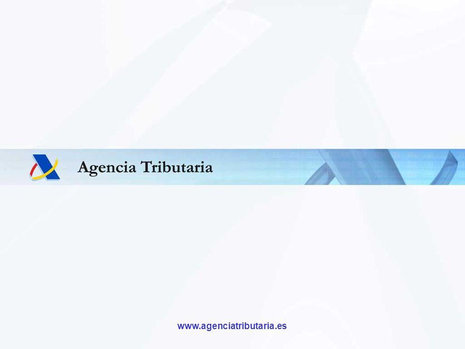 Departamento/ Servicio de …,Delegación Especial /Delegación de…, Administración de... www.agenciatributaria.es