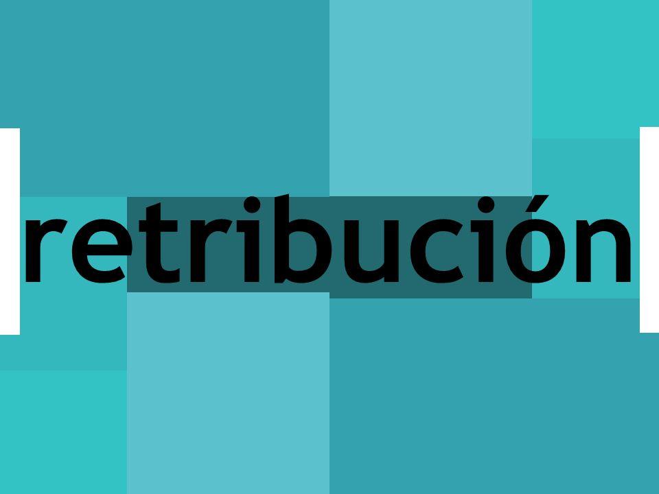 retribución