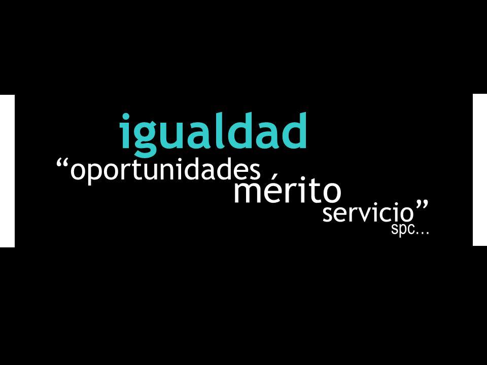 oportunidades mérito servicio igualdad spc…