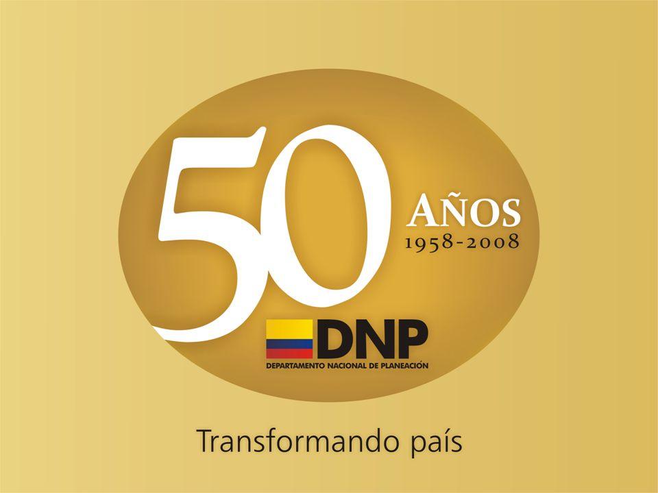 Participación Privada en Infraestructura: El Caso Colombiano Gerencia de Participación Privada en Infraestructura Departamento Nacional de Planeación Noviembre de 2008