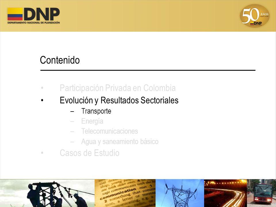 Caso de Estudio 1 Matriz NuevasEmpresas SociosPrivados Composición Final de EBB: 81% Distrito 7.3% Ecopetrol 5.5% Luz de Bogotá 5.5% Capital Energía Capitalización EEB (EMGESA y CODENSA) Luz de BogotáCapital Energía US$810 MUS$1.085 M US$141M (51.5%) (48.5%) (51.5%) (5.5%) Capitalización Total 2.177 USD MM