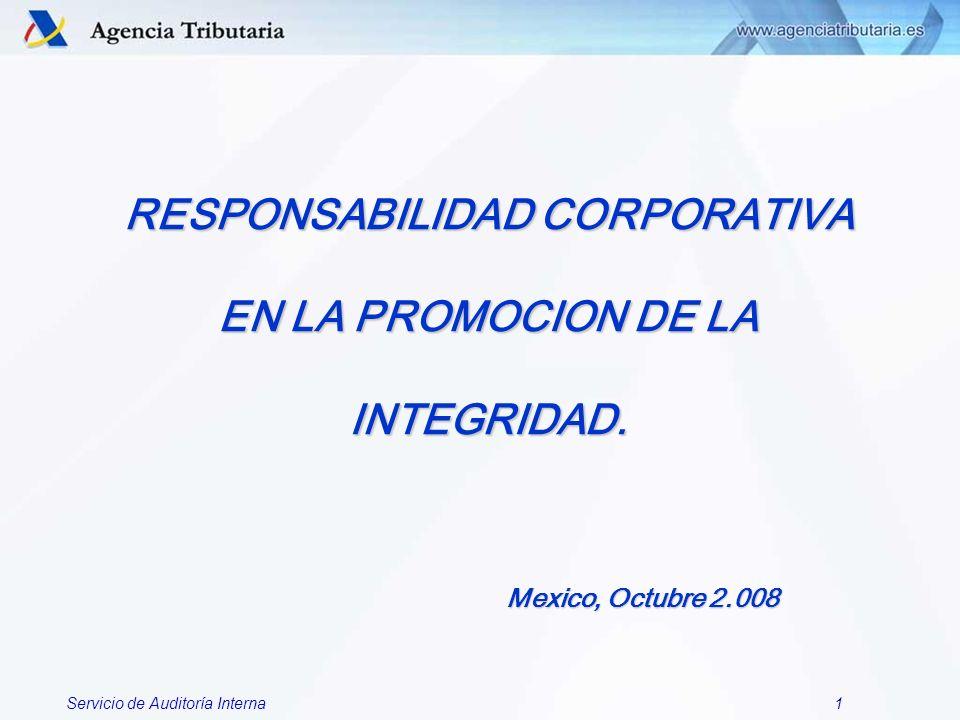 Servicio de Auditoría Interna32 4CRUCES PARA LA DETECCION DE INCOMPATIBILIDADES.