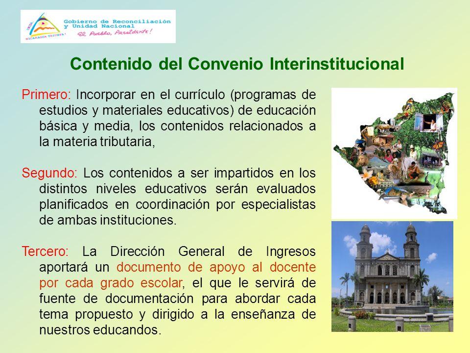 Se actualiza la información de la página WEB Inaugurado en Septiembre de 2004, este espacio se ha desarrollado especialmente para promover, actualizar y asistir técnicamente al público contribuyente o personas interesadas en las Leyes y Normas Fiscales vigentes de la República de Nicaragua,