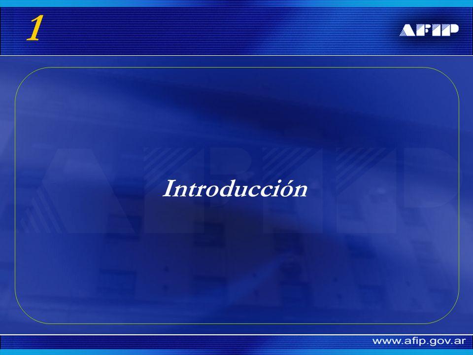 2. Administración Integrada – Evolución hasta la Agencia Única 3.Datos generales Índice 1.Introducción