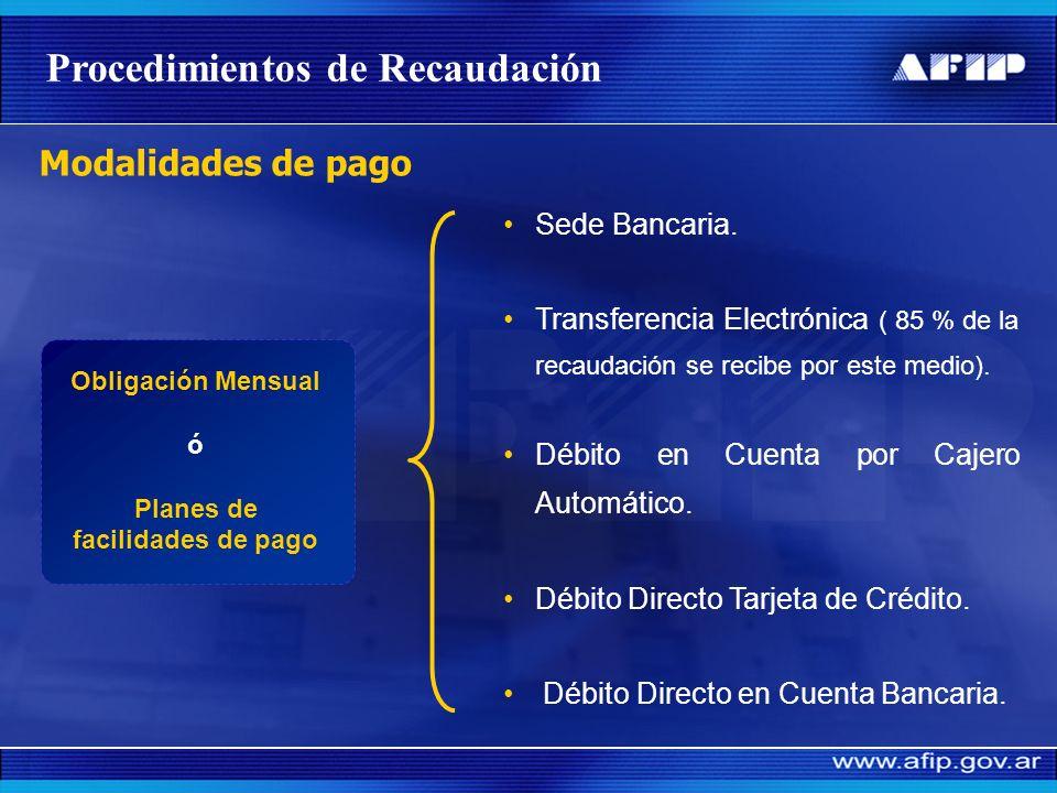 Nominativas - identificación del trabajador (CUIL). Modalidad de presentación: Únicamente por medios electrónicos. En bancos habilitados o por transfe