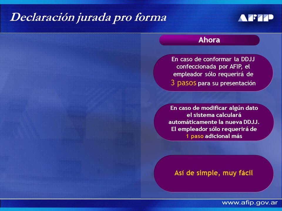 Antes Ahora PC con SIAP + aplicativo SIJP -off line- Sólo hace falta una PC conectada a internet Mantener actualizadas las versiones de ambos programa