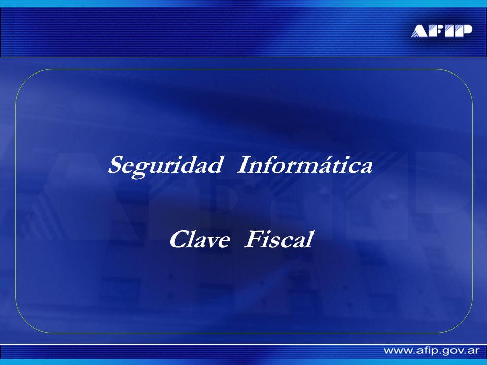 Circuito de información CLAVE FISCAL Accede a consultas directas sobre las bases o a ventanilla AFIP Extrae datos (frecuencia según organismo y tipo d