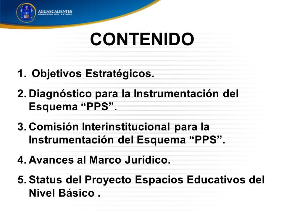 Objetivos Estratégicos El Gobierno del Ing.