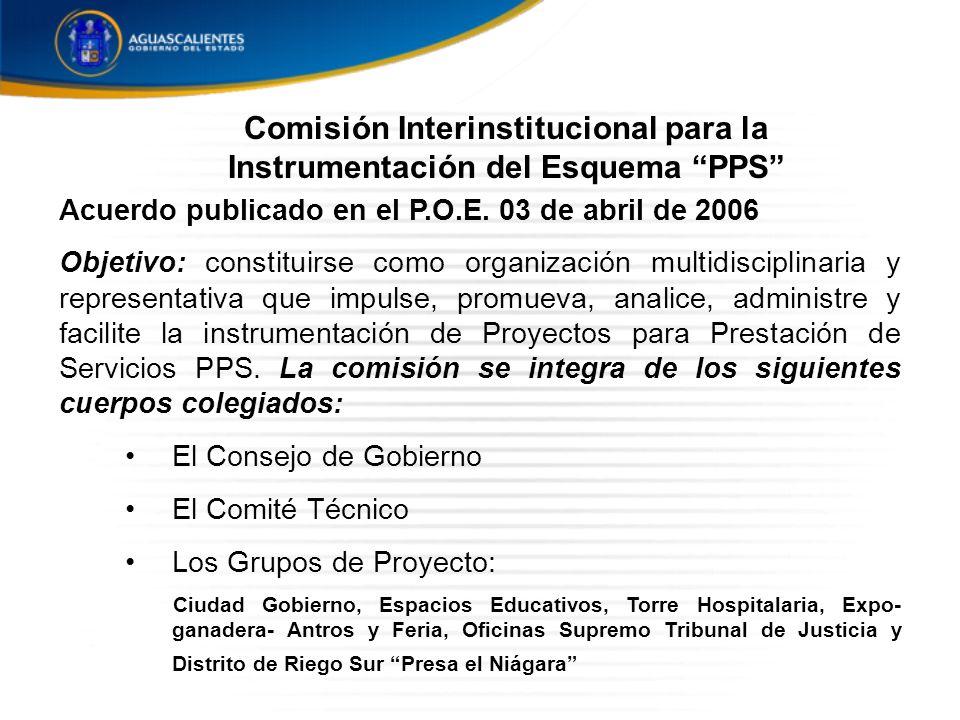 Acuerdo publicado en el P.O.E.