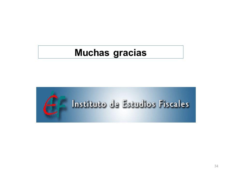 Muchas gracias 34