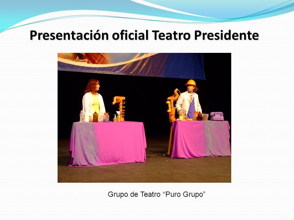 Grupo de Teatro Puro Grupo