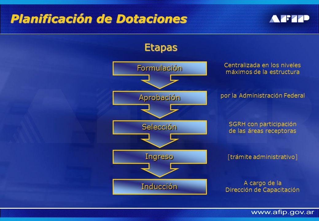 Fases del Proceso de Selección Perfil Modalidad Abierta Mov.