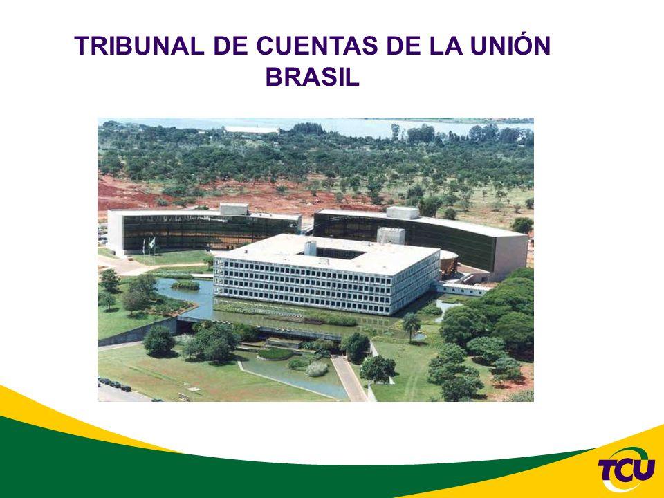 TRIBUNAL DE CUENTAS DE LA UNIÓN BRASIL