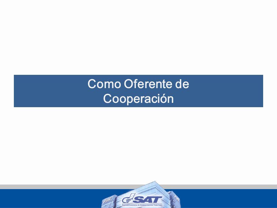El Área de Cultura Tributaria Seminario Internacional sobre Educación Cívico – Tributaria: Con la colaboración del IEF de España y la AFIP de Argentina, en Buenos Aires, Argentina, (Octubre 2007).
